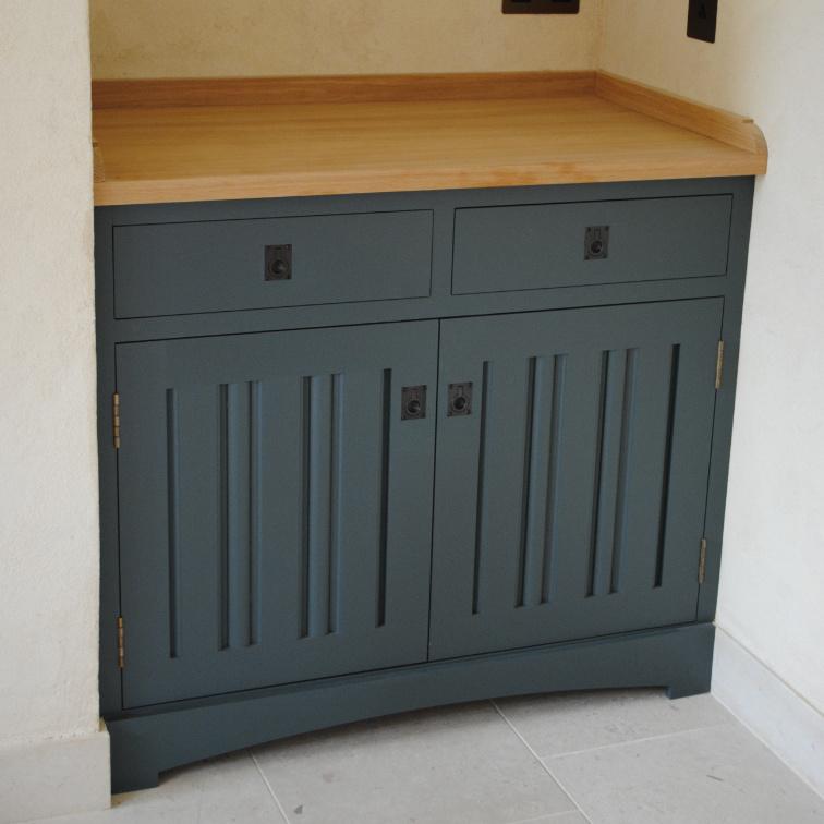 Dining room cupboard