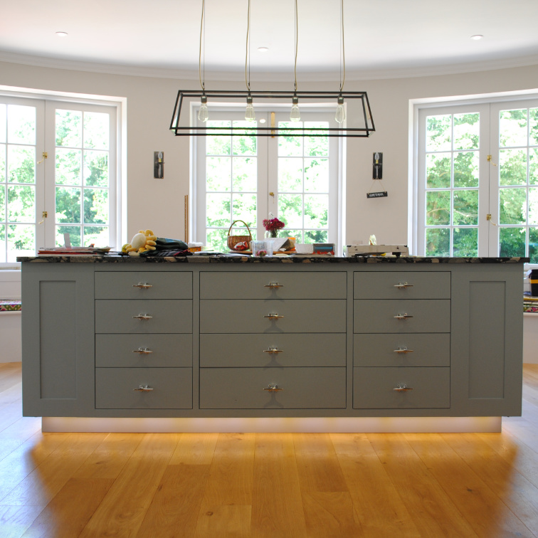 Kitchen Island Unit