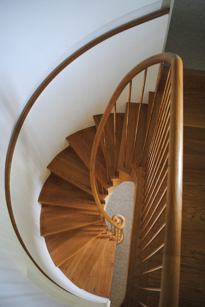 Spiral Staircase from top