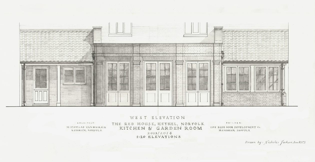 Red House Elevation